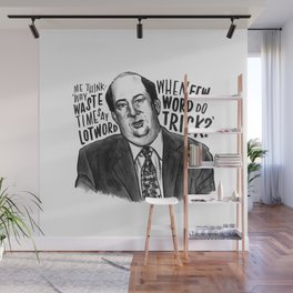 Kevin | Office Wall Mural