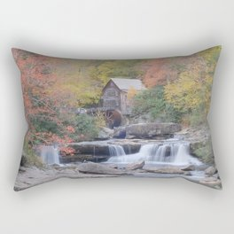 Almost Heaven Grist Mill Rectangular Pillow
