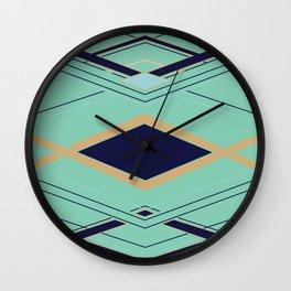 Art Deco More Than Fast Wall Clock