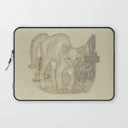 Ghost Kitty Laptop Sleeve