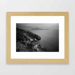 Dokos Framed Art Print