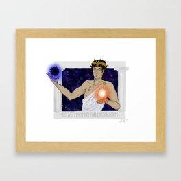 Ianus Framed Art Print