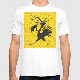 Turkey Dragon T-shirt