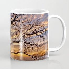Winter Cottonwood Coffee Mug