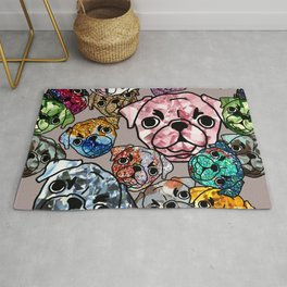 Meteor Dogs Rug
