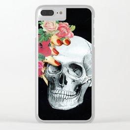 Skull Crusher Clear iPhone Case
