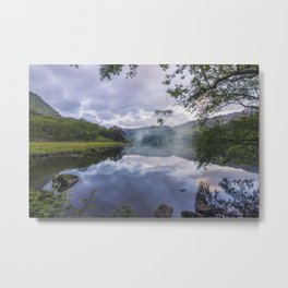 Lakeside Dreams Metal Print