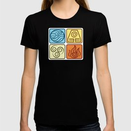 Louies Avatar Symbols T-shirt