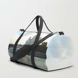 The Cathedral of Christ the Savior in Moscow Duffle Bag