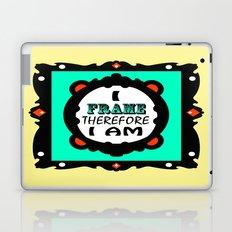 I Frame.... Fancy Laptop & iPad Skin