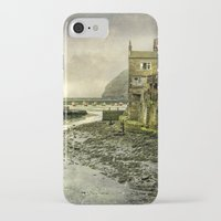 cassia beck iPhone & iPod Cases featuring The Beck at Staithes by tarrby/Brian Tarr