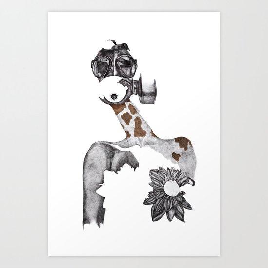 Anabelle Art Print
