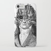 steampunk iPhone & iPod Cases featuring Steampunk by DIVIDUS