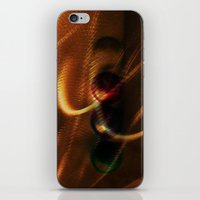 anonymous iPhone & iPod Skins featuring Anonymous  by Irène Sneddon