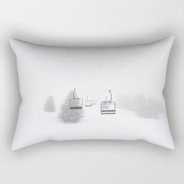 Lift To Heaven Rectangular Pillow