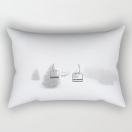 Lift To Heaven Rectangular Pillow