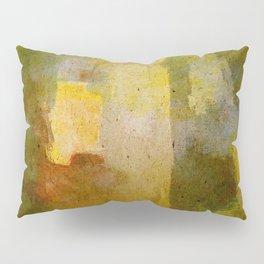 Oleo Green Pillow Sham