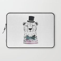 MR. CHEETAH Laptop Sleeve