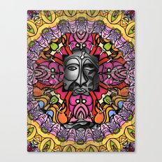 Face One Canvas Print