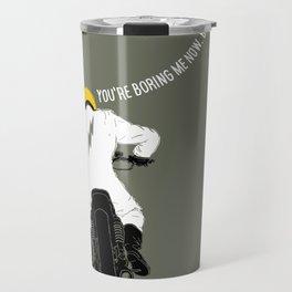 boring Travel Mug