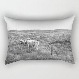 Coo Kiss Rectangular Pillow