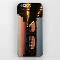 florence iPhone & iPod Skins featuring Florence  by AntWoman