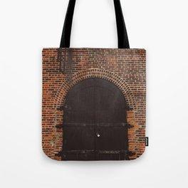 Brooklyn Door III Tote Bag