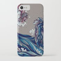 siren iPhone & iPod Cases featuring Siren by 1 of Many Laurens