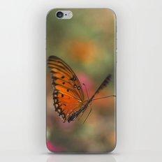 In Flight iPhone Skin