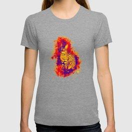 Savannah Cat No2 bry T-shirt