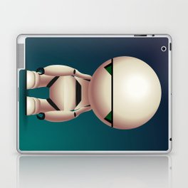 Marvin the Paranoid Android Laptop & iPad Skin