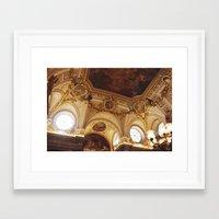 spain Framed Art Prints featuring Spain by Lauren Engël