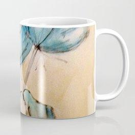 Vintage Blue Coffee Mug