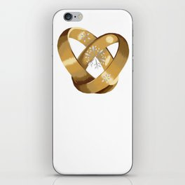 They're a pair v.01 iPhone Skin