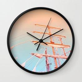 Hanse Sail Rostock Wall Clock
