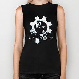 Reverse Logo! Great for Dark Shirts! Biker Tank