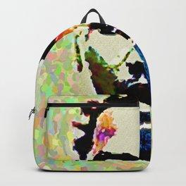 Q-Tip Backpack