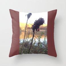 Plants by Royal Lake Throw Pillow