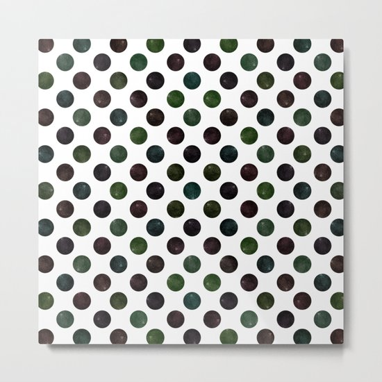 Dots #2 Metal Print