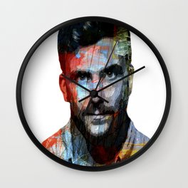 Anthony Green (MIRACLE SON) Wall Clock