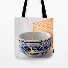Kintsuqi Bowl #1 Tote Bag