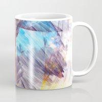 eagle Mugs featuring Eagle  by haroulita