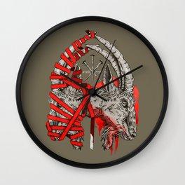 Sempitern Wall Clock
