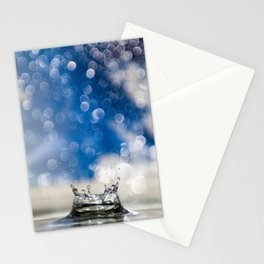 Waterdrop 1 Stationery Cards
