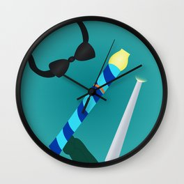 2nd Doctor Wall Clock