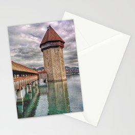 Kapellbrücke Stationery Cards
