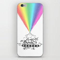 Creating magic iPhone & iPod Skin