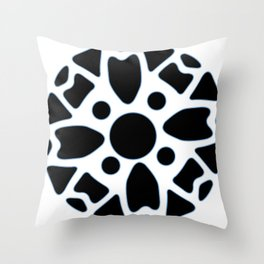 Rota Aleica Throw Pillow