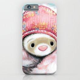 Winter Princess iPhone Case