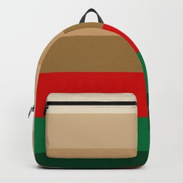 Coffee Irish Flavored Liqueur with Cream - Abstract Backpack